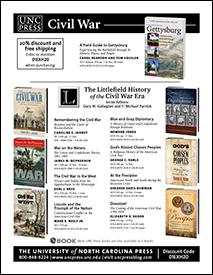 UNC Press Civil War 2013