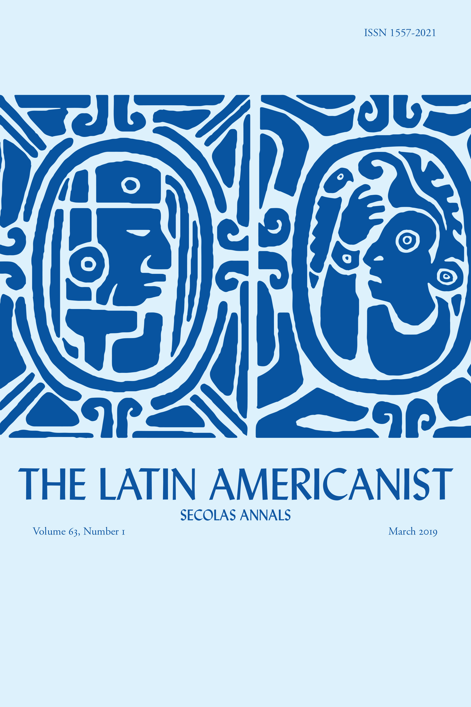 The Latin Americanist journal