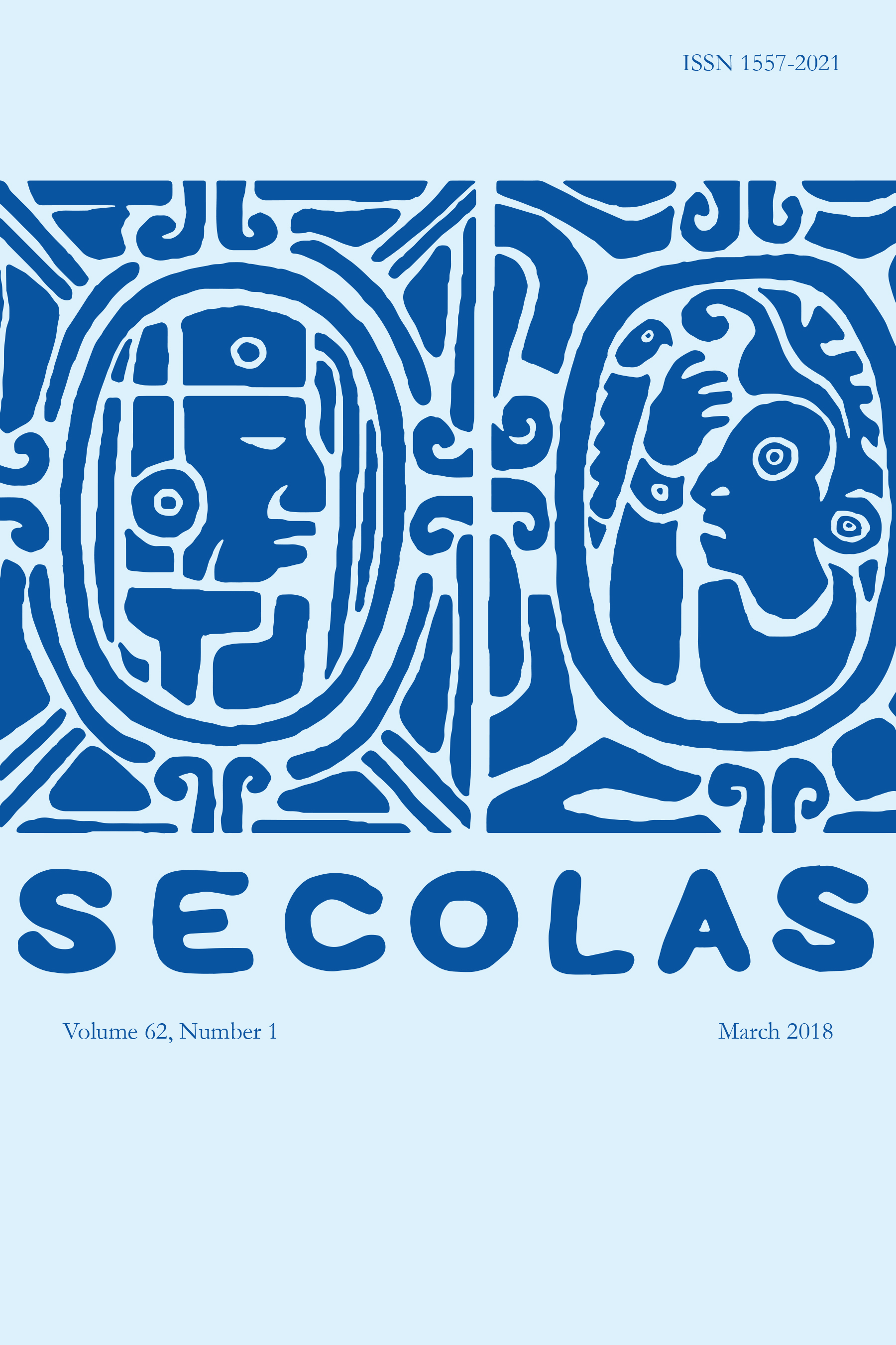 The Latin Americanist, Vol. 62, No. 1, March 2018