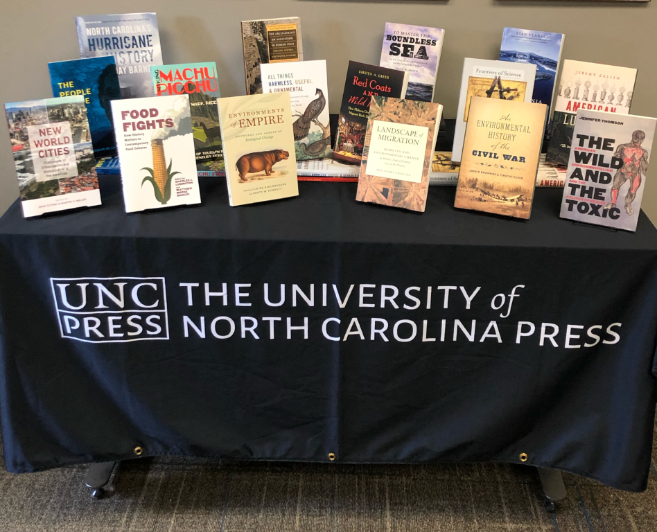 UNC Press ASEH Exhibit