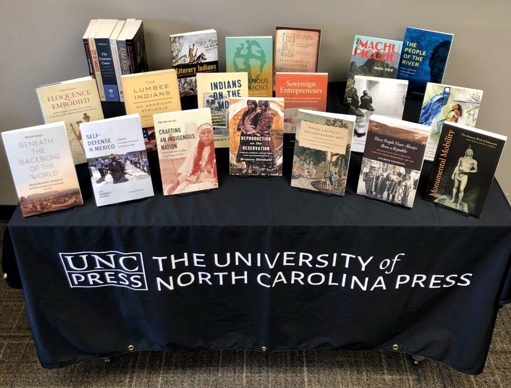 UNC Press NAISA Virtual Exhibit