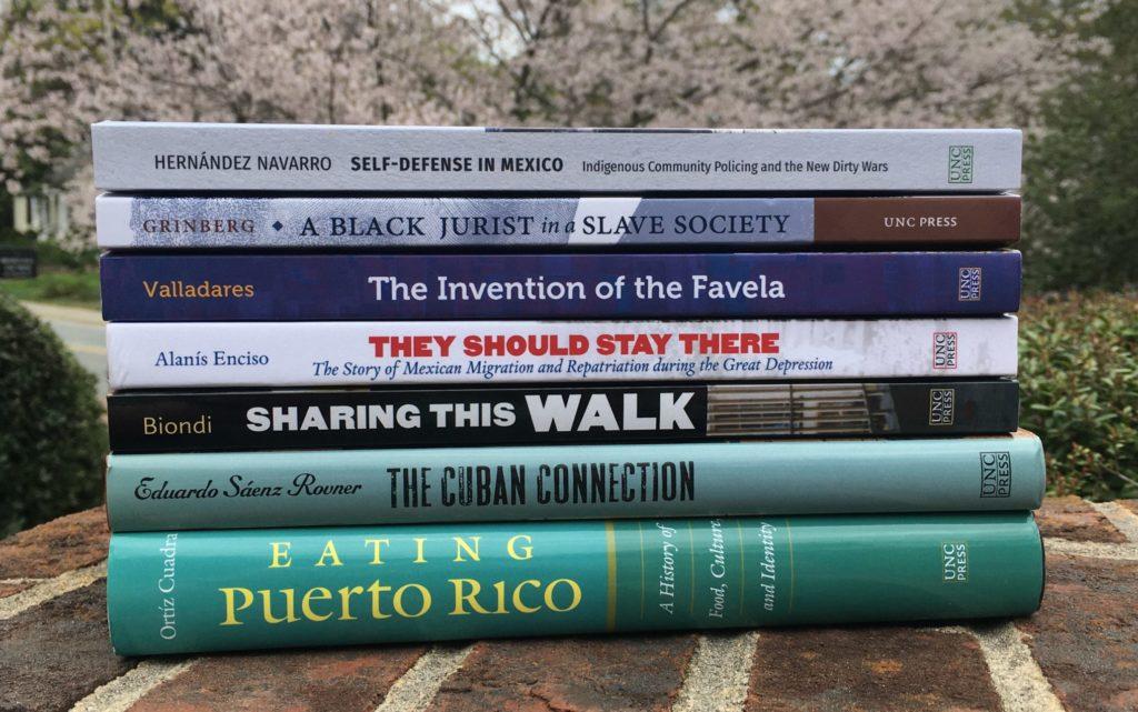 New Books in Latin America in Translation Series